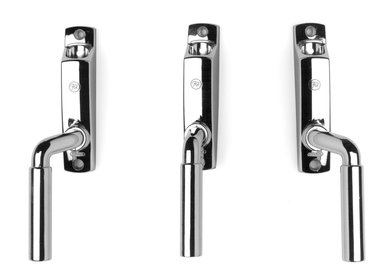 844S Rakt med cylinder, 2 nycklar