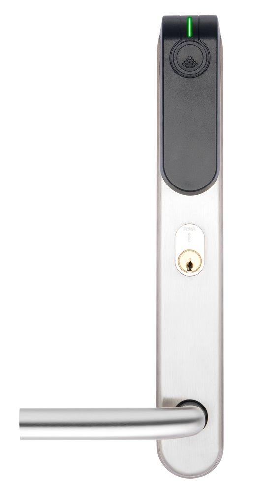Aperio on line dörrbladsläsare