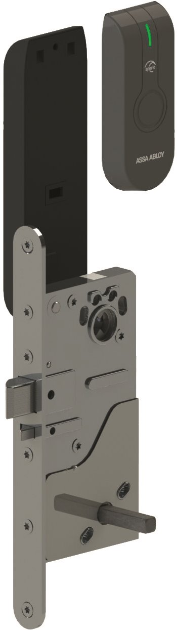 Aperio L100S V3 standarddörr HF
