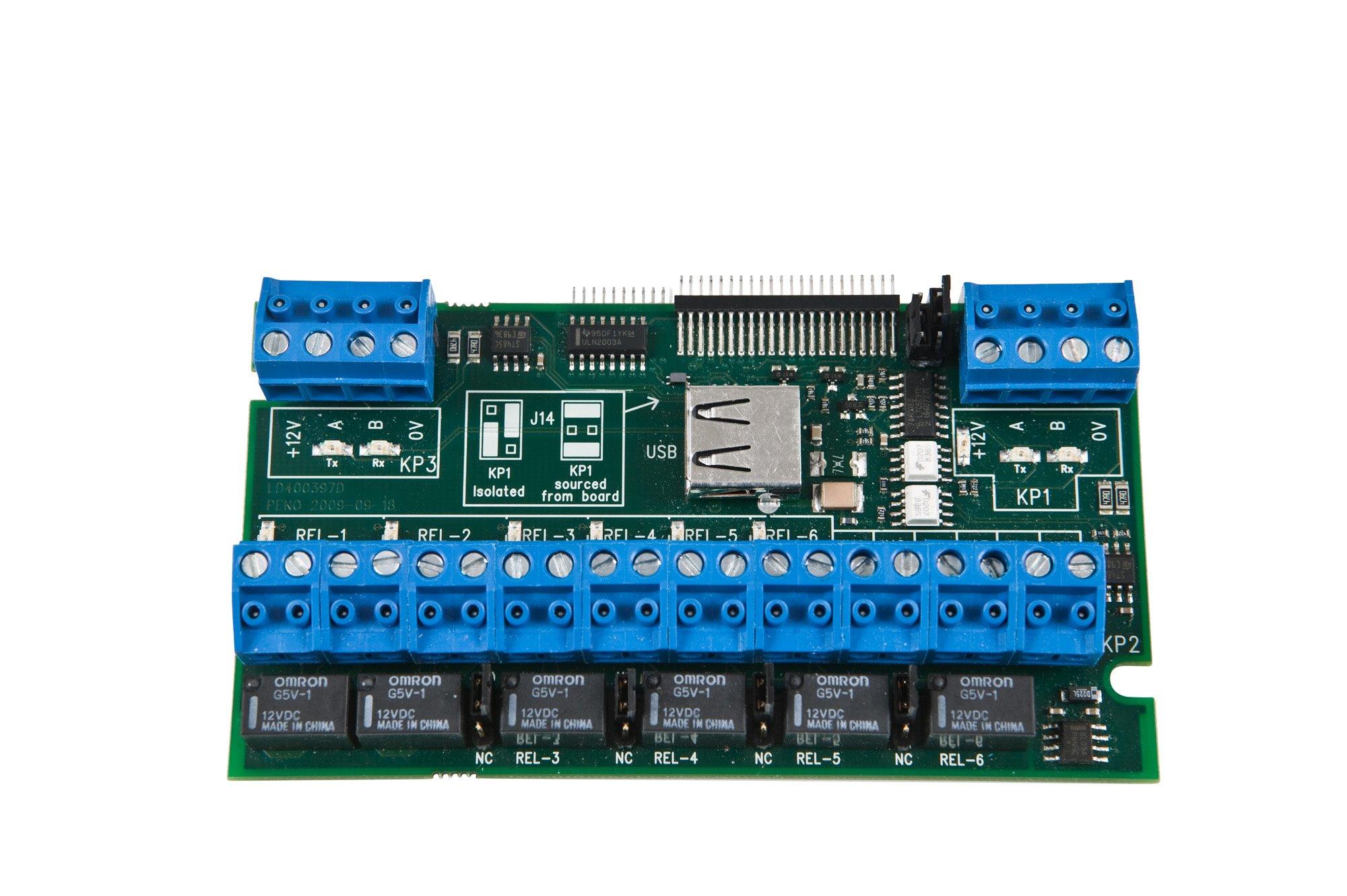 Loopkort 9101RC64