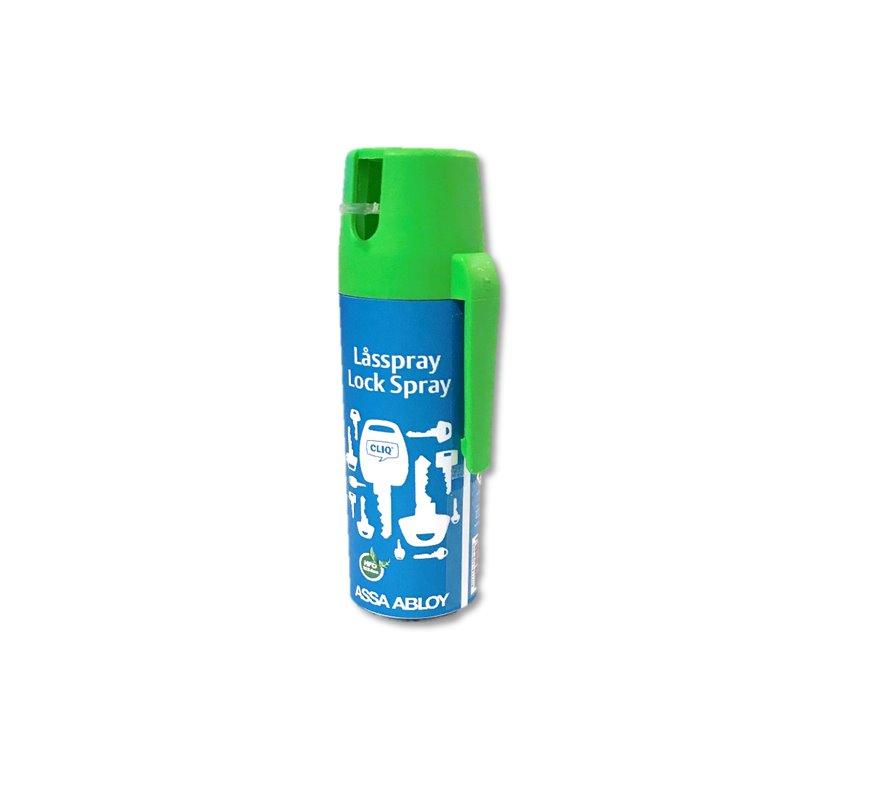 Låsspray