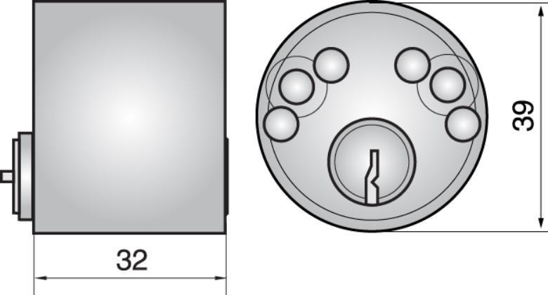 4413 - Single cylinder (inside)