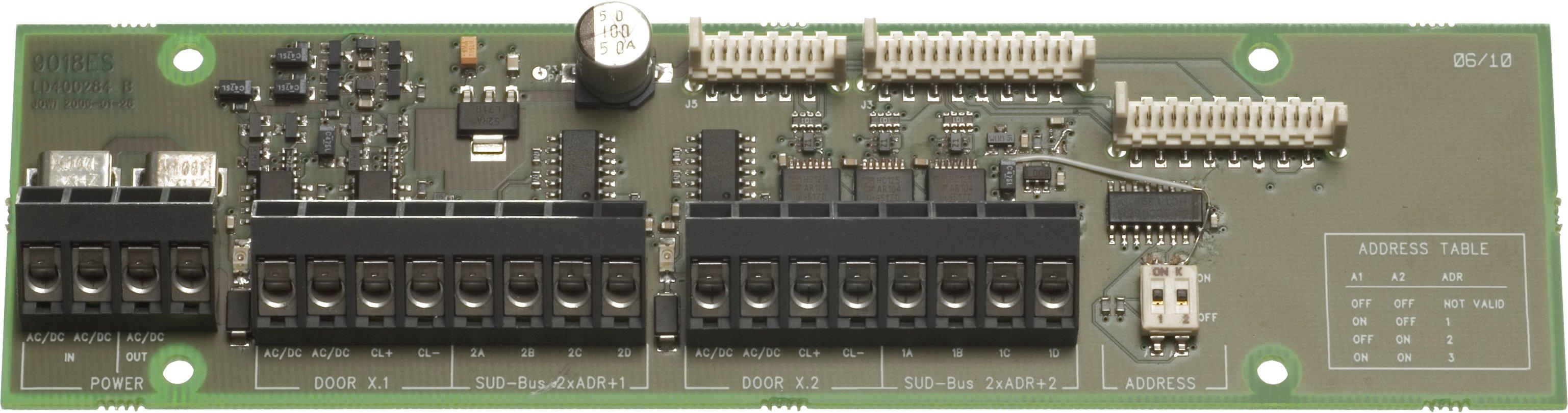 Loopkort 9018ES