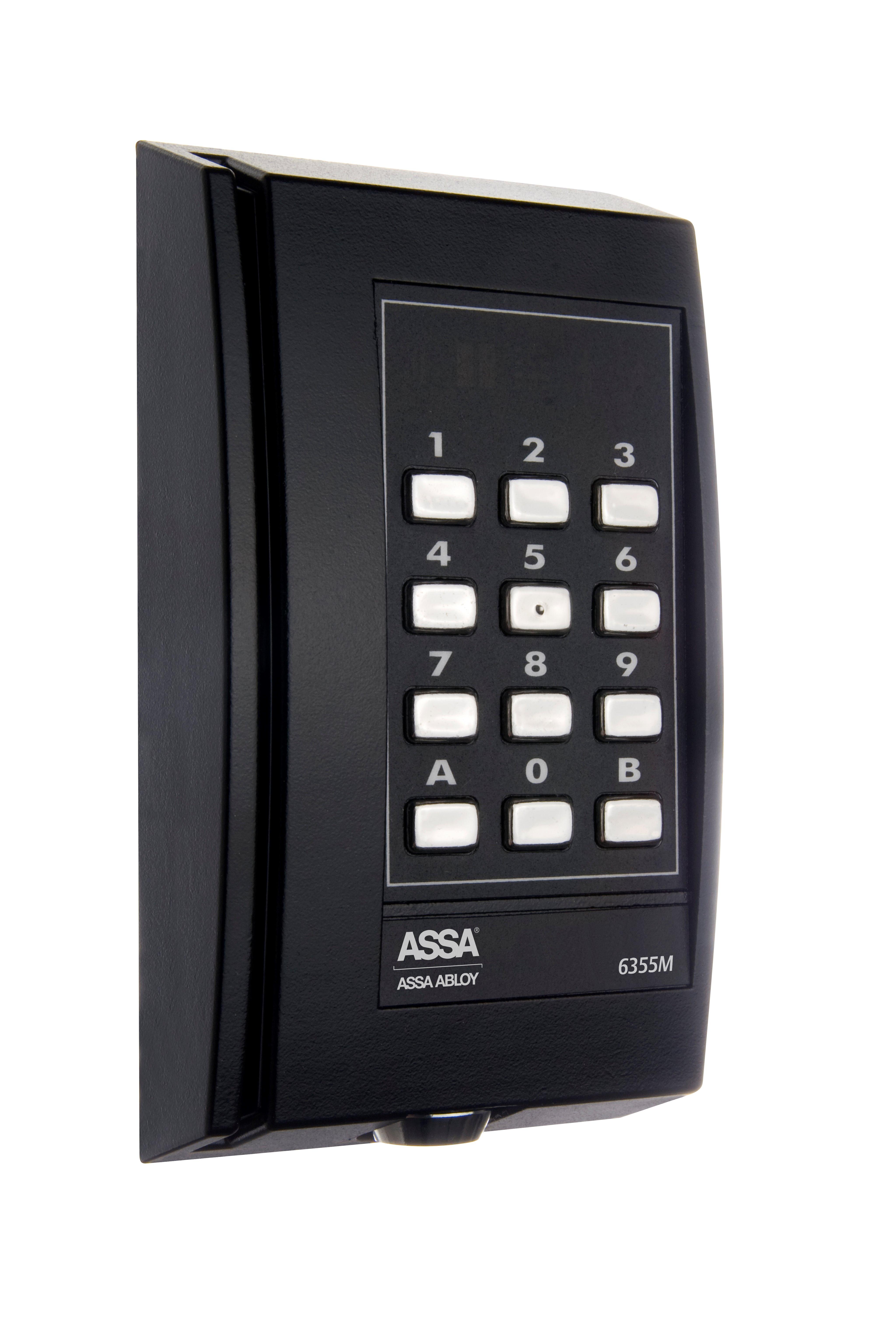 Magnetkortsläsare 6355M